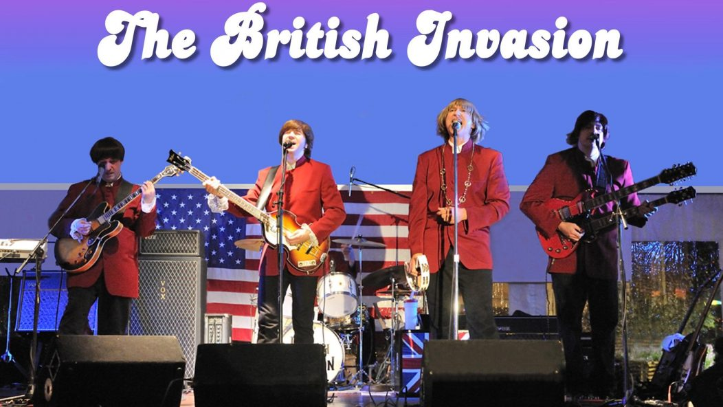 British Invasion | Class Acts Entertainment